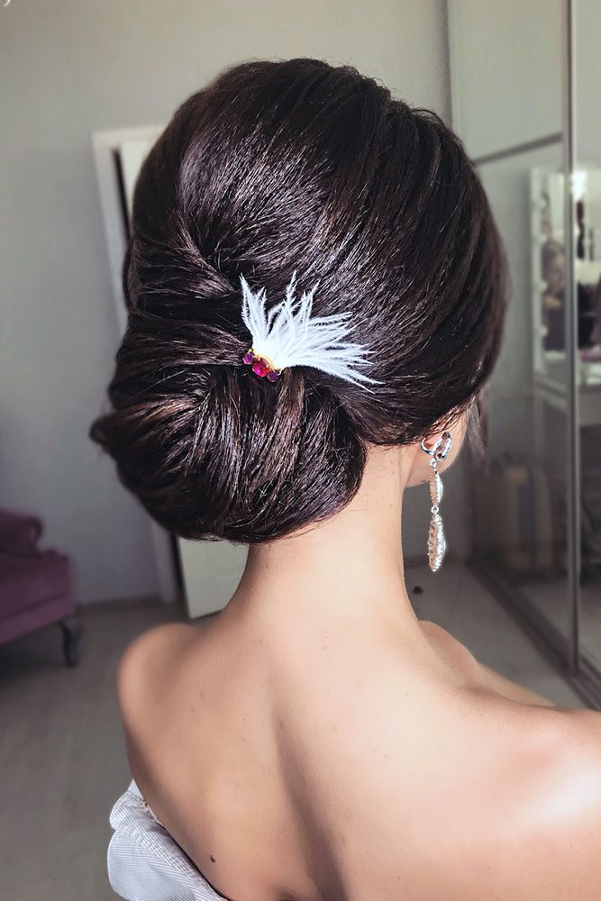 42 Most Outstanding Wedding Updos For Long Hair ❤ wedding updos for long hair ...