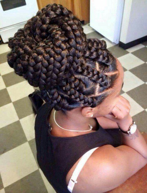 40 Big Box Braids Styles