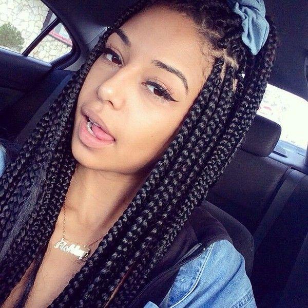 American And African Hair Braiding 65 Box Braids