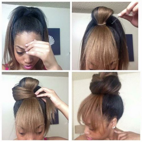Holiday hairstyle ideas:-) Follow for more styles www.yeahsexyweave...