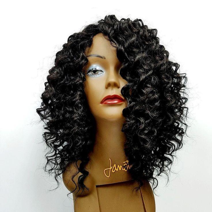 Handmade Cap Wig - Donna