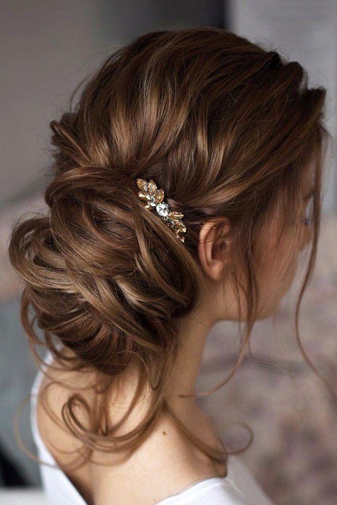 30 Best Pinterest Wedding Hairstyles Ideas ❤ pinterest wedding hairstyles femi...