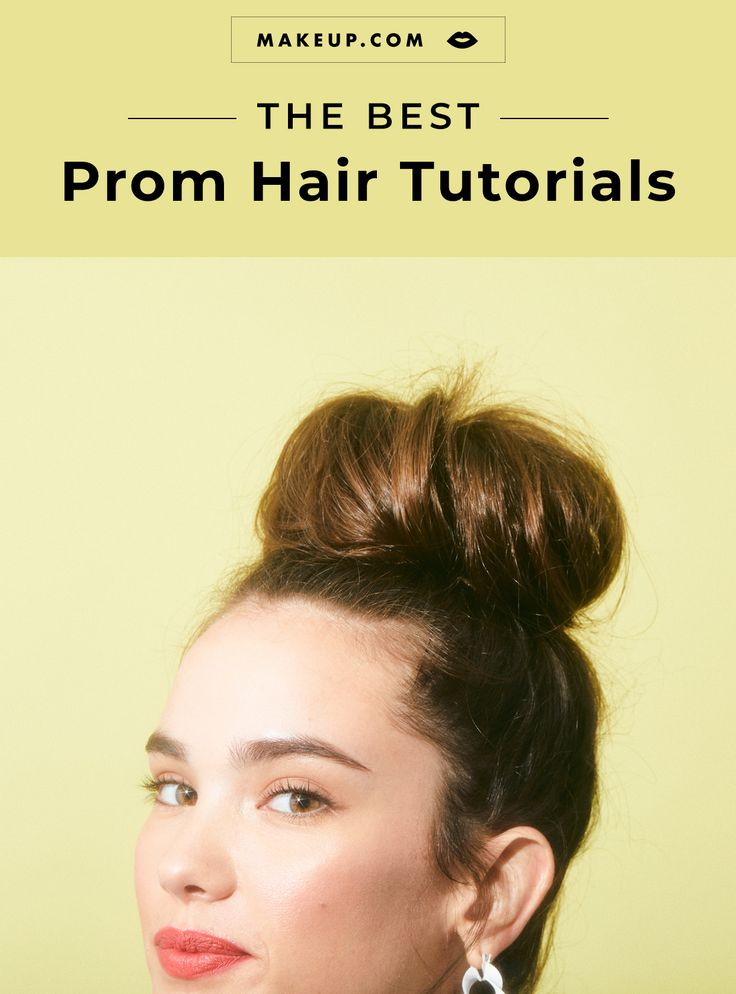 Admirable Hair Tutorials 7 Easy Diy Prom Hairstyles For Every Hair Type Schematic Wiring Diagrams Phreekkolirunnerswayorg