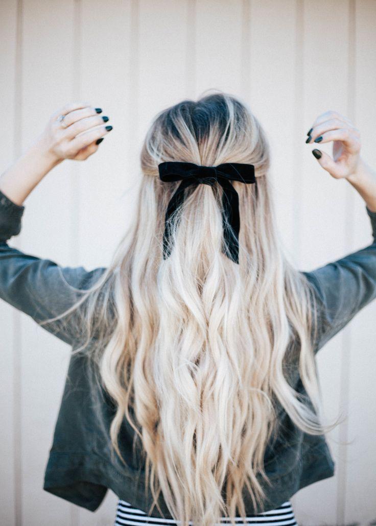3 EASY HOLIDAY HAIR TRICKS!