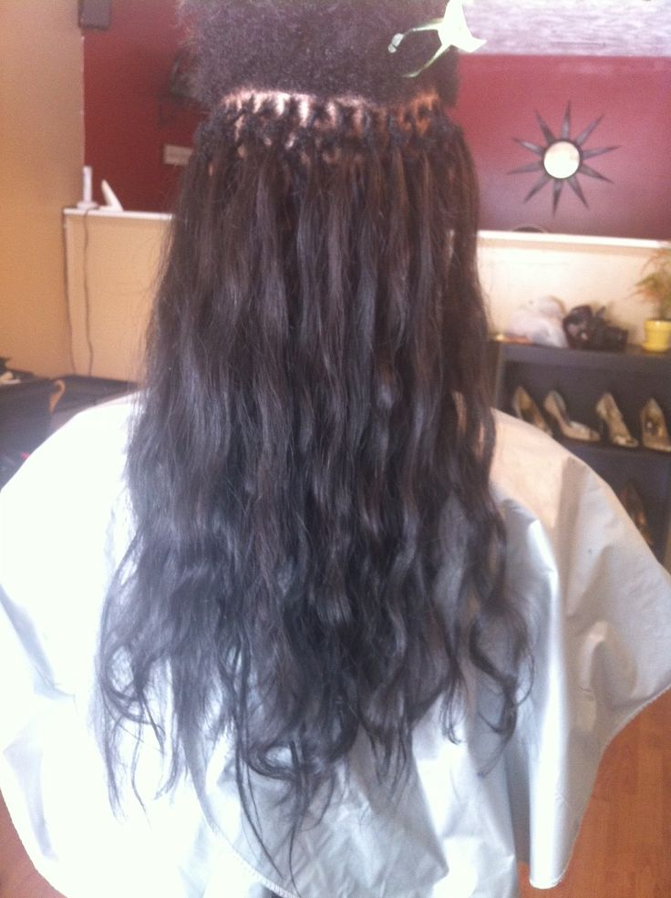 Brazilian knot extensions