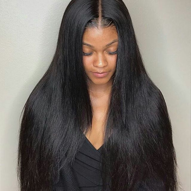 Natural Long Straight Hair You Should Try From #Nadula,The Best Human Virin Hair