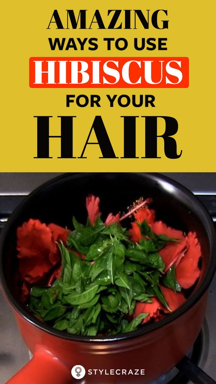 15 Amazing Ways To Use Hibiscus For Your Hair: Hibiscus is one of the most renow...