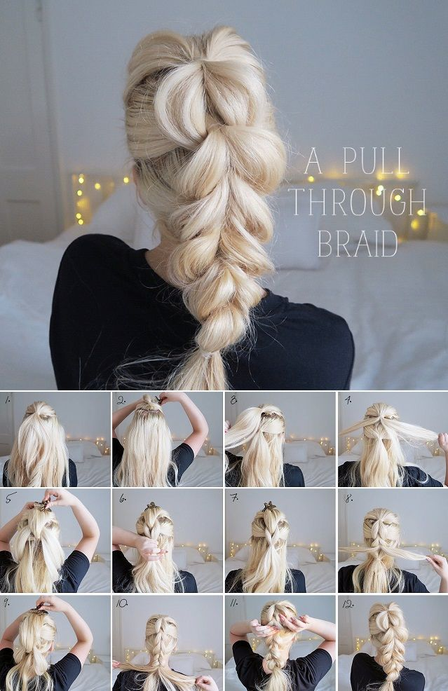 Braids are often deemed as the simplest, easiest hairstyle practically anyone ca...