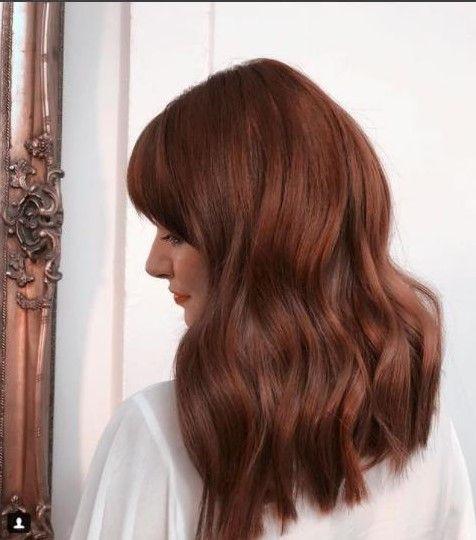 I absolutely love Melanie Murphy's new hair!