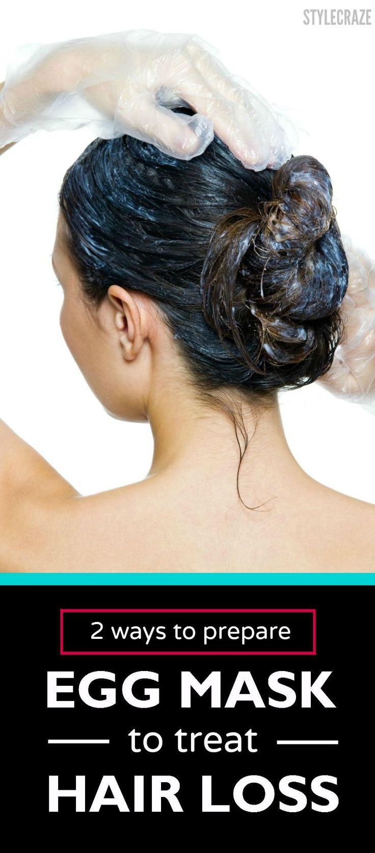 How Eggs Prevent Hair Loss And Aid Hair Growth