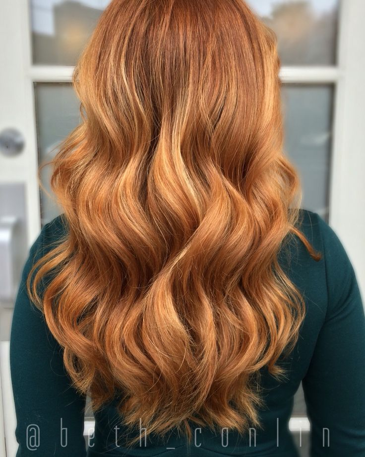 Red Hair Color Blonde Balayage Red Hair Beauty Haircut