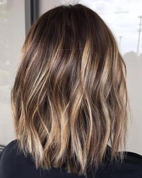 Trendy Hair Color Highlights 20 Brown Hairstyles With