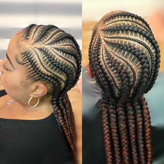 African Hair Braiding Braid Styles For Natural Hair Growth
