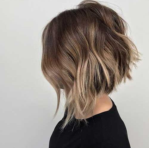 60 Ways to Wear Layered Hair in 2019