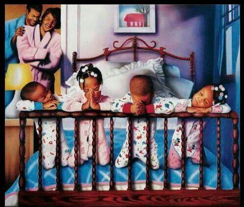 Praying babies!!