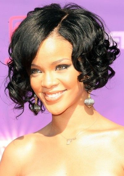 Top 99 Short Hairstyles For African American Women #AfricanAmericanHairstyles #H...