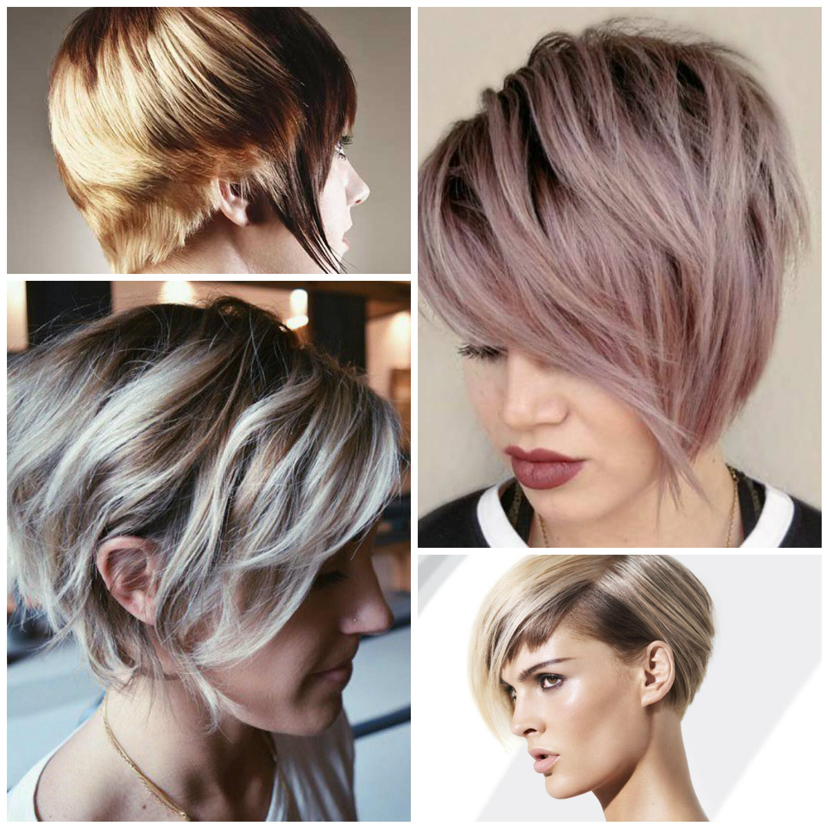 "Wedge haircuts and hairstyles for 2019 ""width ="" 500 ""height ="" 500 ""data-jpibfi-post-excerpt ="" ""data-jpibfi-post-url ="" http://www.frisuren-2018.com/keilhaarschnitte-and -frisuren-fuer-2019 / ""data-jpibfi-post-title ="" Wedge Haircuts and Hairstyles for 2019 ""data-jpibfi-src ="" http://www.frisuren-2018.com/wp-content/uploads/2019/ 05 / wedge haircuts and hairstyles-for-2019.jpg ""/></strong><strong>Layered wedge haircut </strong></p> <p>It's an extreme haircut that will never bore you. The design requires that the strands have some irregular layers and get a cool paint job. The angular contrast between the lengths is more than visible. However, this wedge haircut also has some original highlights that make the overall look a top-notch. Use your hair straightener to complete the look.<span id="