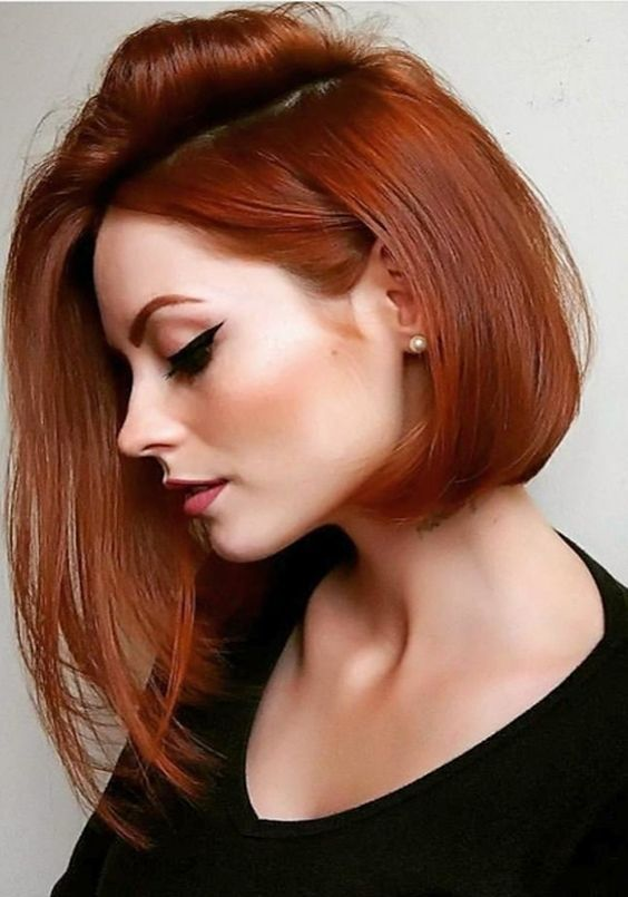 20 Meilleures coiffures pour les cheveux roux