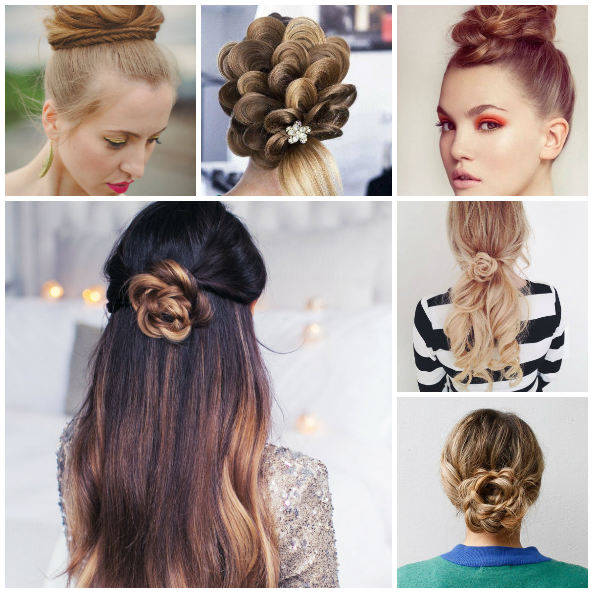 """Flowers Braid Hairstyles for Teens """"width ="""" 450 """"height ="""" 450 """"data-jpibfi-post-excerpt ="""" """"data-jpibfi-post-url ="""" http://www.frisuren-2018.com/blumen-braid -frisuren-for-teenagers / """"data-jpibfi-post-title ="""" Flowers Braid hairstyles for teenagers """"data-jpibfi-src ="""" http://www.frisuren-2018.com/wp-content/uploads/2018/ 10 / ee6120415b8a252e2d575d39817575cc.jpeg """"/> <strong>Flowers Braid half updo</strong></h2> <p>Half-down hairstyles on long hair are one of the most delicate and feminine hairstyles for women. These hairstyles need updates and new styling options.</p> <p>So, if you want to wear a unique Half Updo hairstyle, then take a look at this stunning example. It's a sweet half updo with a floral braid in the middle and looks so chic due to the fashionable ombre style. It allows the braid to have two tones, which in turn gives your hairstyle more charm.</p> <h3><img class="""