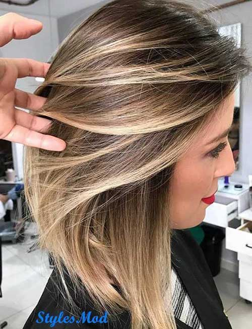 25 best short dark blond hairstyle pictures
