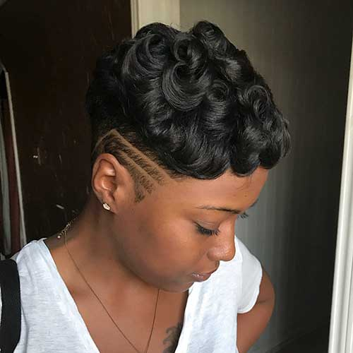35 cute short hairstyles for black women in 2019