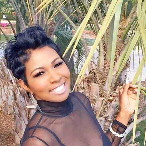 Hairstyles 35 Cute Short Hairstyles For Black Women In