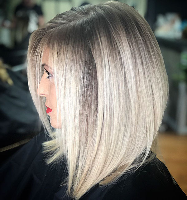 60+ Best Ideas for Short Straight Hair for 2019