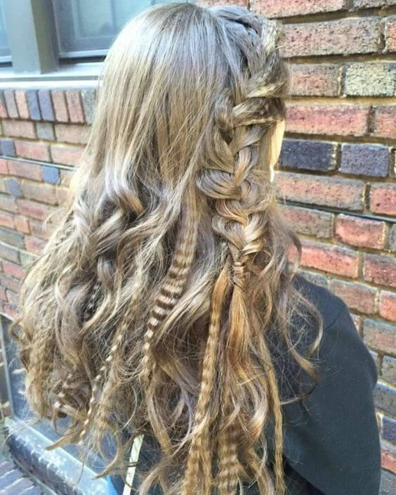 40 Fabulous Crimped Hair Ideas to Boost Your Look