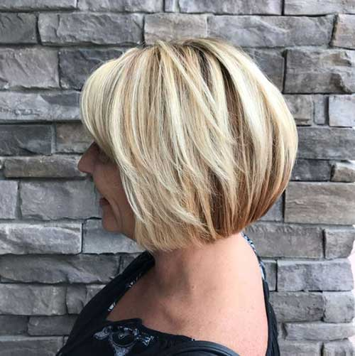 Hairstyles Pretty Short Hairstyles For Older Women