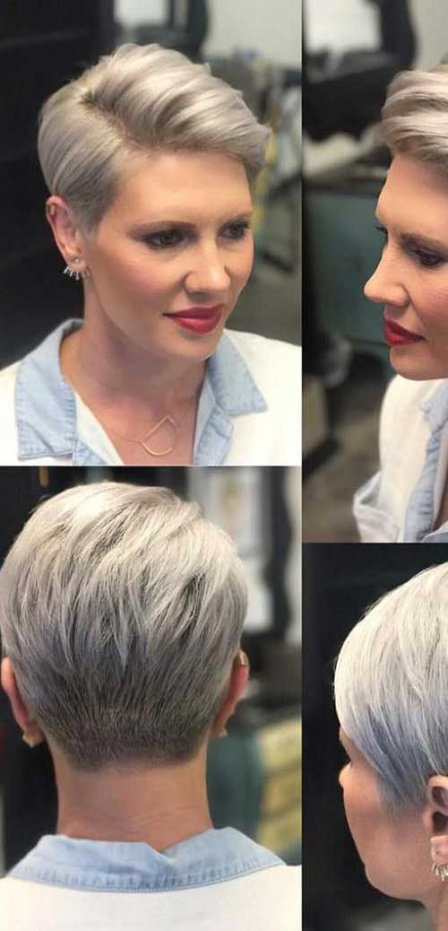 Hairstyles Pretty Short Hairstyles For Older Women Beauty Haircut Home Of Hairstyle Ideas Inspiration Hair Colours Haircuts Trends