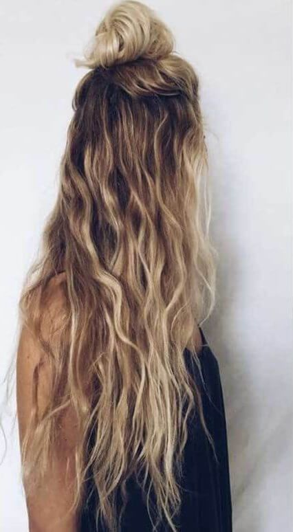 100+ Best Long Wavy Hairstyles