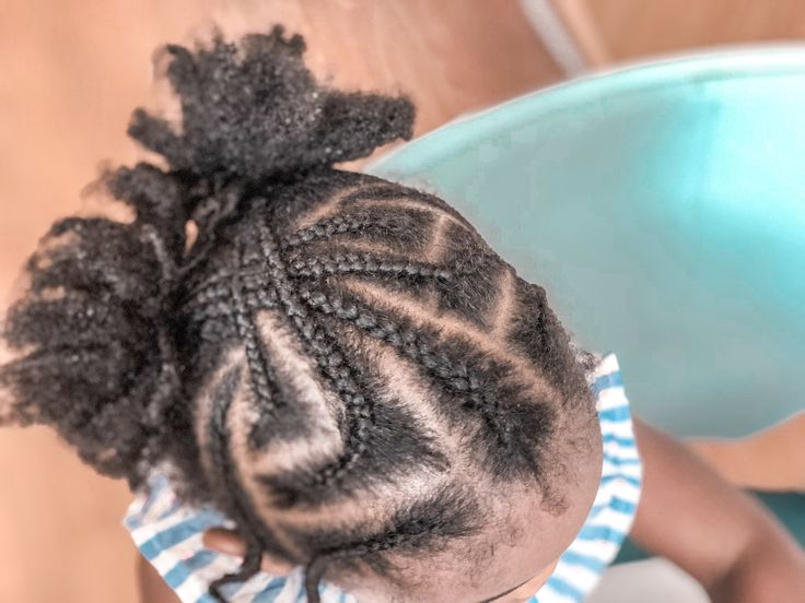Braided style for littles