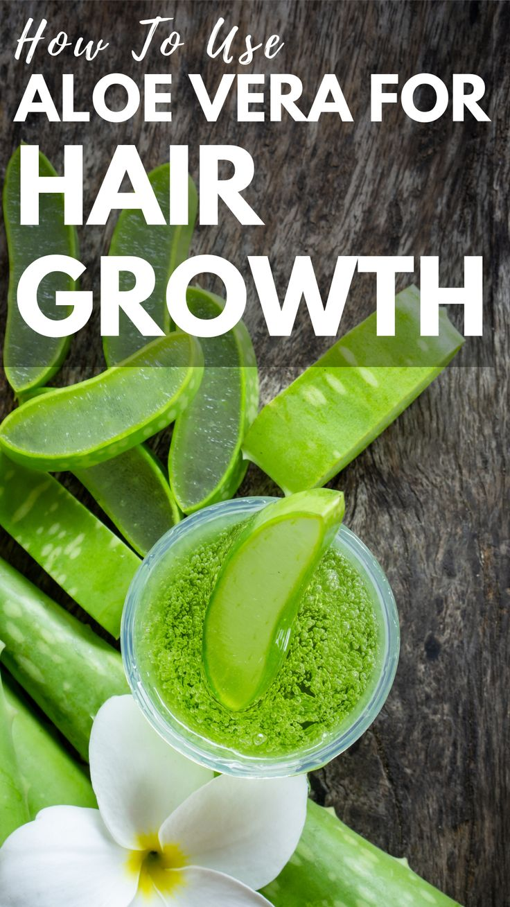 How To Use Aloe Vera Gel For Hair Growth