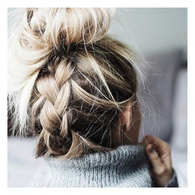 2020 Lovley Bun Hairstyles for Ladies