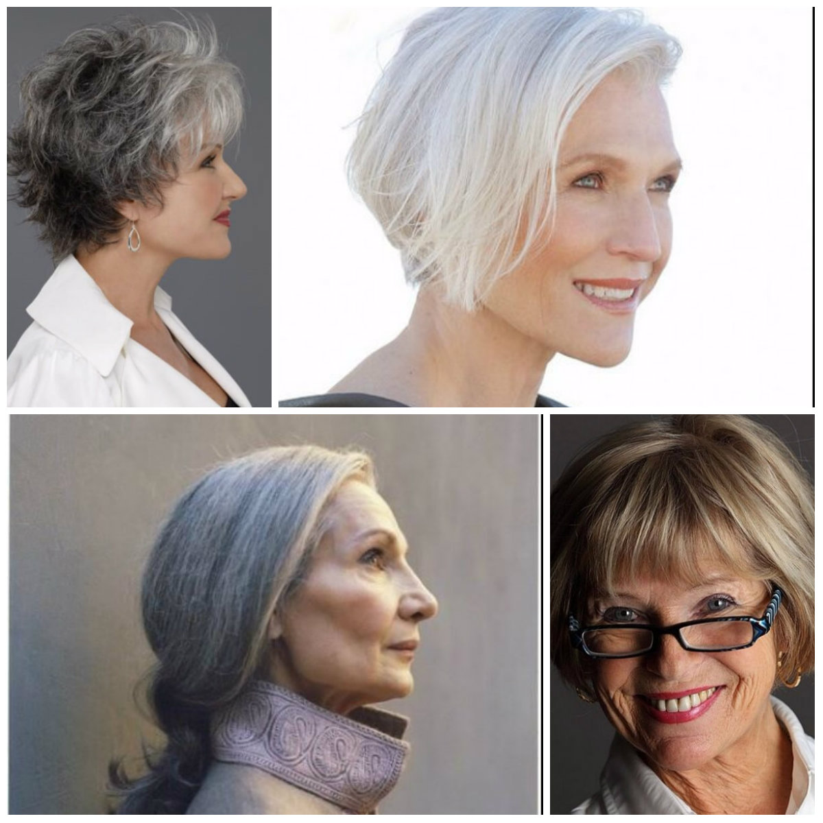 Hairstyle ideas for women over 50