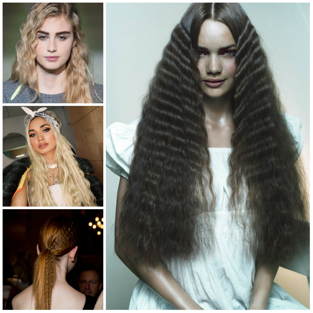 """Retro inspired ruffled hairstyles """"width ="""" 500 """"height ="""" 500 """"data-jpibfi-post-excerpt ="""" """"data-jpibfi-post-url ="""" http://www.frisuren-2018.com/retro-inspired- frizzy-hairstyles / """"data-jpibfi-post-title ="""" Retro inspired curly hairstyles """"data-jpibfi-src ="""" http://www.frisuren-2018.com/wp-content/uploads/2019/05/Retro- inspired-ruffled-Frisuren.jpg """"/></p> <p>I should admit that modern crimps look a lot better. Nowadays, there are special hair clips that produce excellent curly hairstyles. Just look at the following ruffled hairstyles and get ready to rock one of them.<span id="""