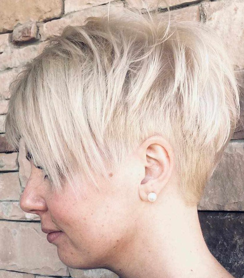 New short haircuts for women 2020