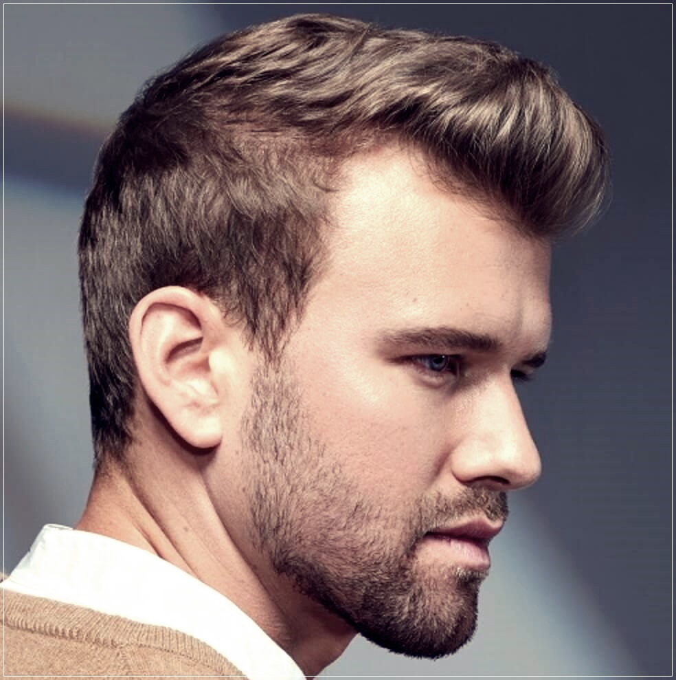 Middle Aged Mens Medium Length New Hair Style 2020 Man 78