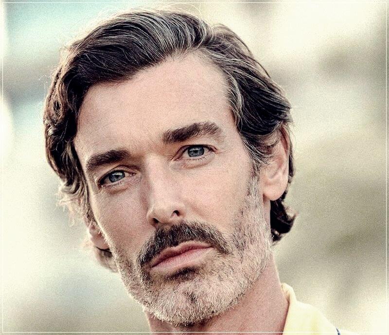 Middle Aged Mens Medium Length New Hair Style 2020 Man 54