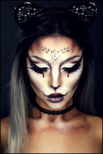 7+ Beautiful halloween hairstyles for women