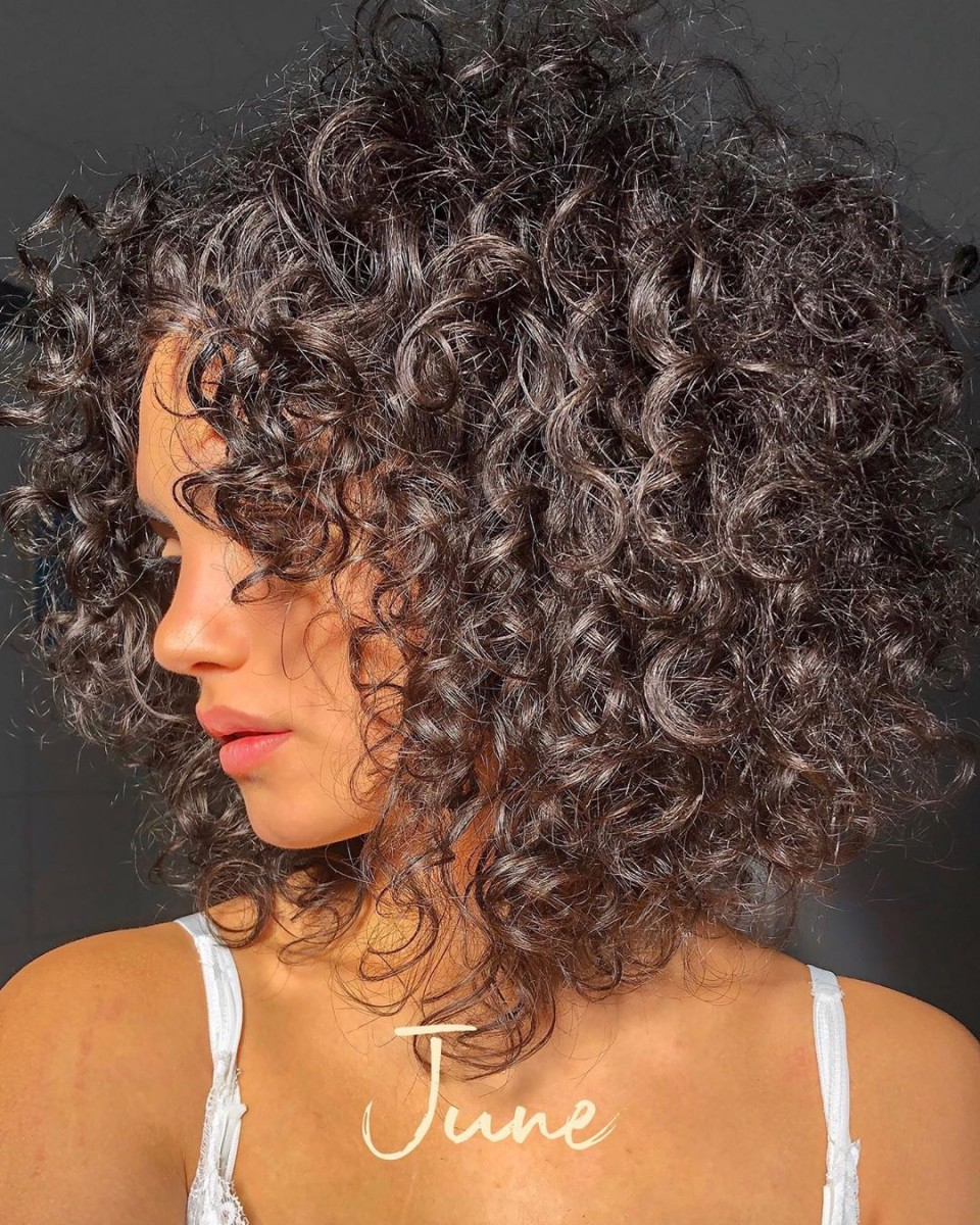 10+ Curly Hairstyles 2020